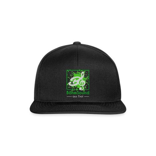 BöhmSound Farbe - Snapback Cap