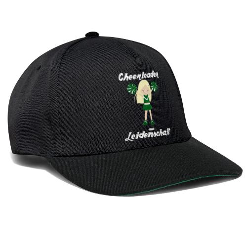 cheerleader aus leidenschaft cheerleading Sport - Snapback Cap
