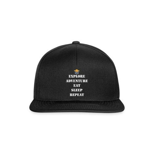 XPLR DVNTR SLP RPT - Snapback Cap