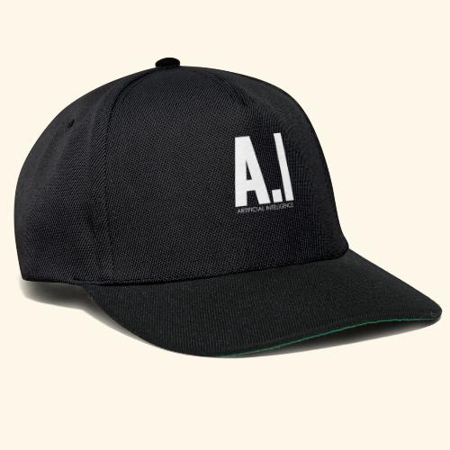 AI Artificial Intelligence Machine Learning - Snapback Cap
