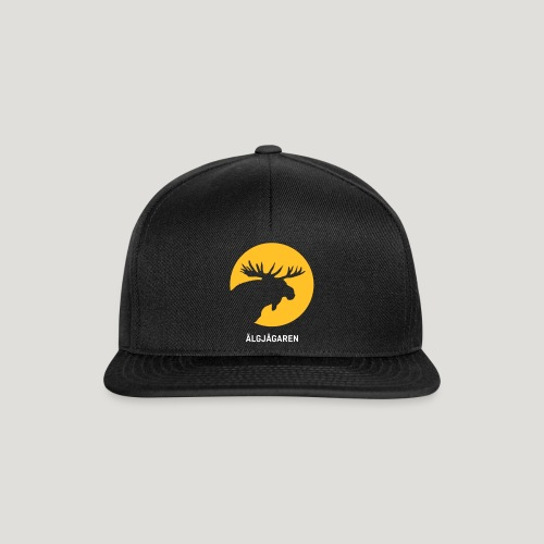 Älgjägaren - moose hunter (swedish version) - Snapback Cap