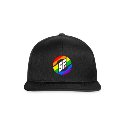 SotonFurs Pride Roundel - Snapback Cap