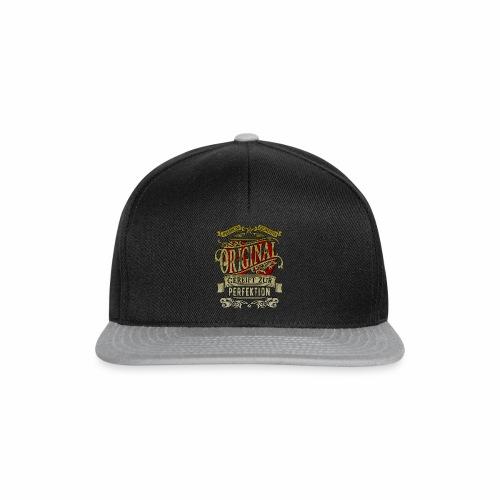 Original60 Premium Qualität Gereift zur Perfektion - Snapback Cap