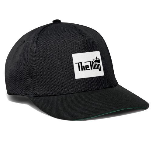 TheKing - Snapback Cap