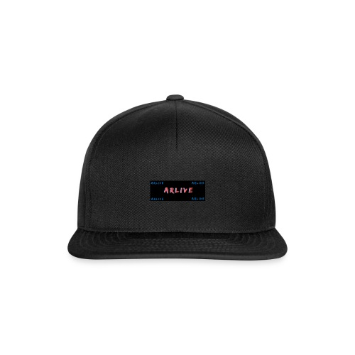 bad ass collectie - Snapback cap