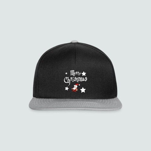 Merry Christmas - Ugly Christmas Sweater - Snapback Cap