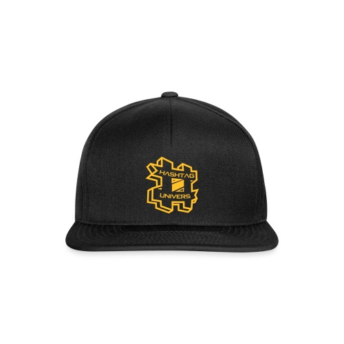 #uV Logo GOLD - Snapback Cap