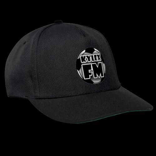 Kylex Ball Logo - Snapback Cap