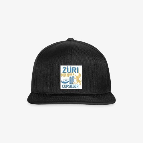 ZÜRI MÄNNER Fussball Cupsieger - Snapback Cap