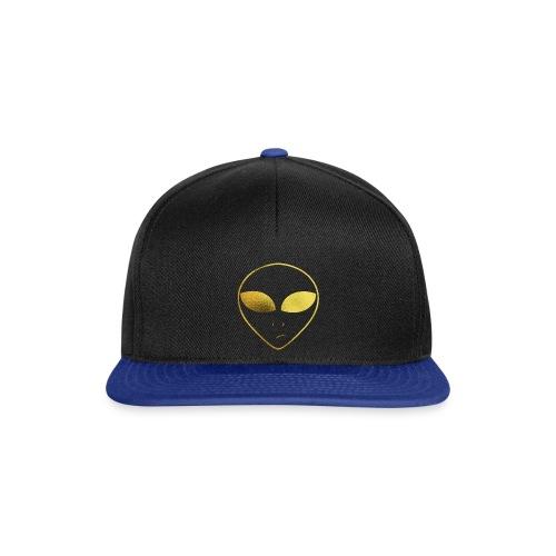 planetambi square - Snapback Cap