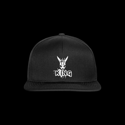King Rabbit - Snapback Cap