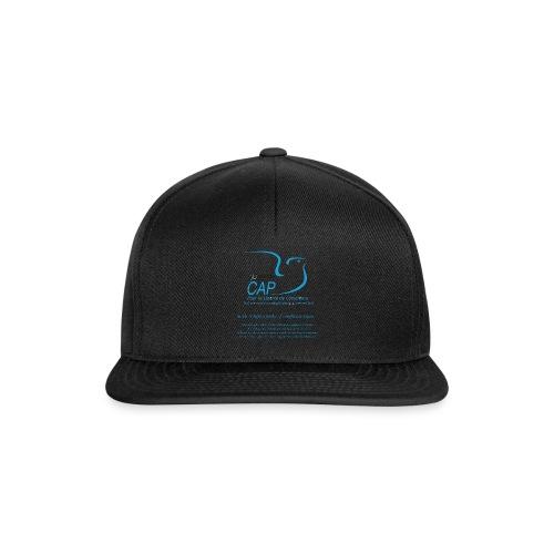 logoCAPLCart18eng - Casquette snapback