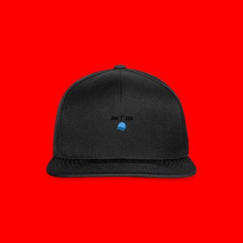 AYungXhulooo - Atlanta Talk - Don't Een Cap - Snapback Cap