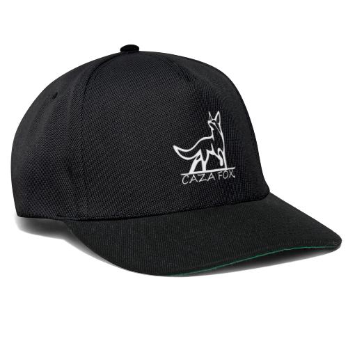 Edition collector /Blanc - Casquette snapback