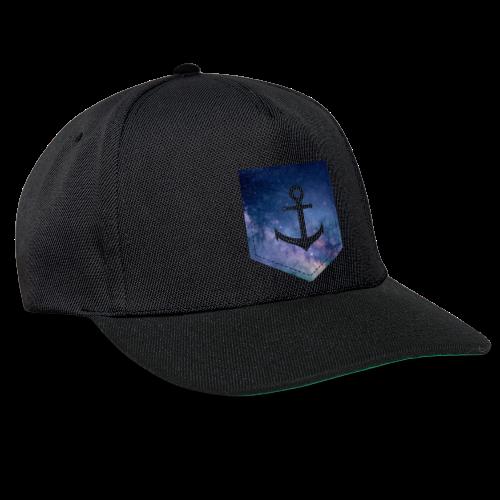 Brusttasche Galaxie Anker - Snapback Cap