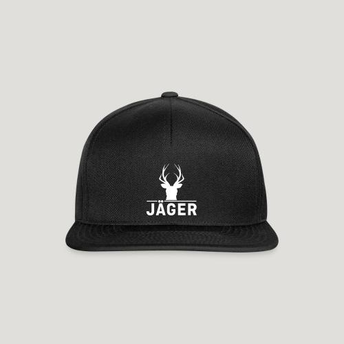 Jäger! Jäger Shirt Jaeger - Snapback Cap