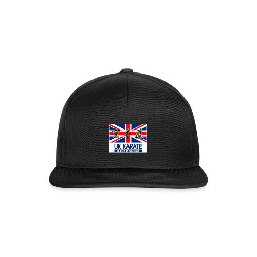 UKkarate - Snapback Cap