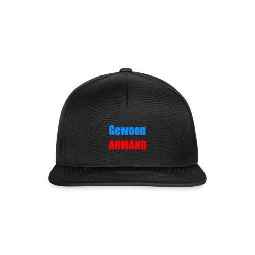 GewoonArmand cap design - Snapback cap