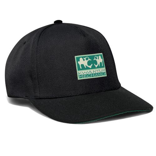 Kwantum logo - Snapback cap