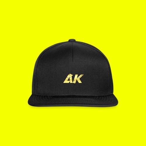 AK Logo - Snapback Cap