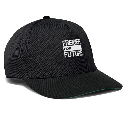Freibier for future Fridays For Future - Snapback Cap
