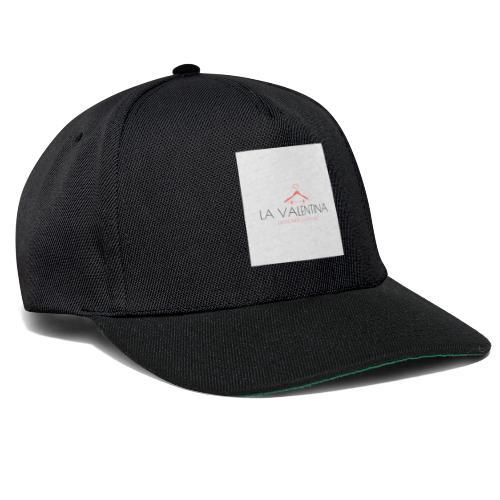 Met merk er op - Snapback cap