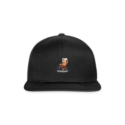 Olutpolkijat - Snapback Cap