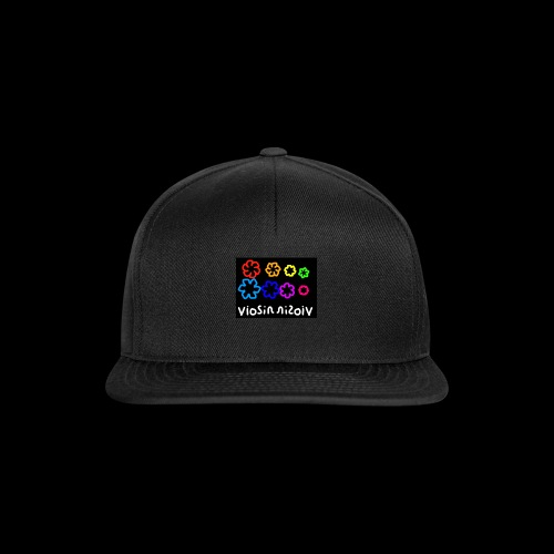 viosion rainbow - Snapback Cap