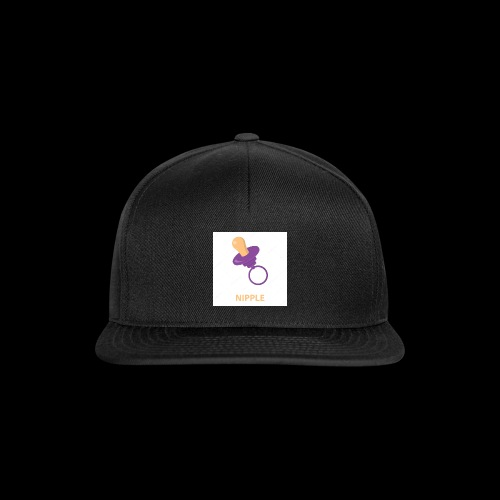 Nipple speen - Snapback cap