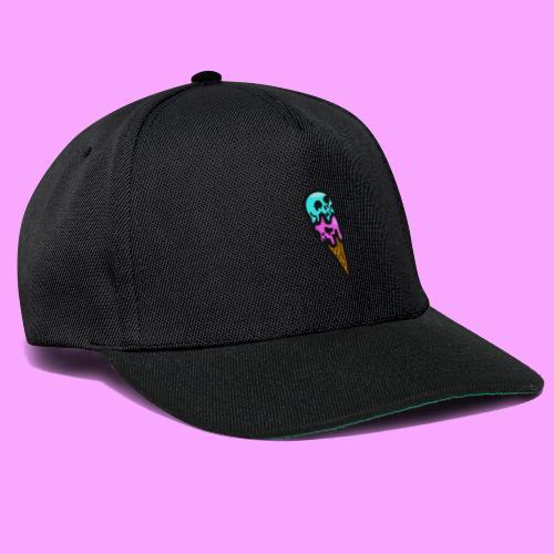 ICE SKULL - Snapback Cap