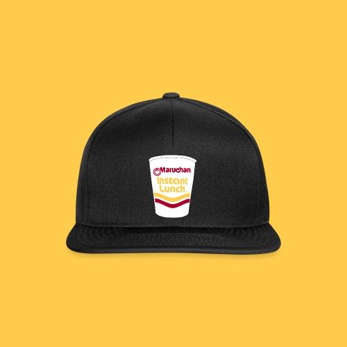 Instant Ramen - Snapback Cap