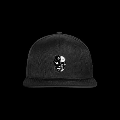 CNDMND SKULL - Snapback Cap