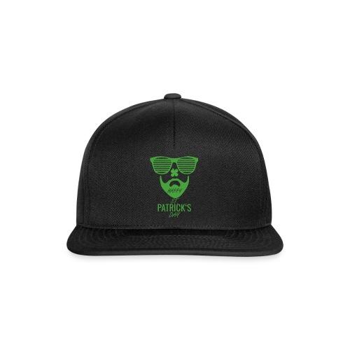 Happy St. Patrick's Beard Day - Snapback Cap