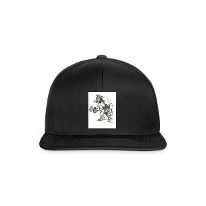 Wolfey Me - Snapback Cap