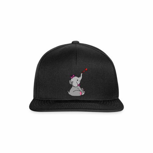 Elefant - Snapback Cap