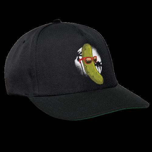 Surfer cucumber - Snapback Cap