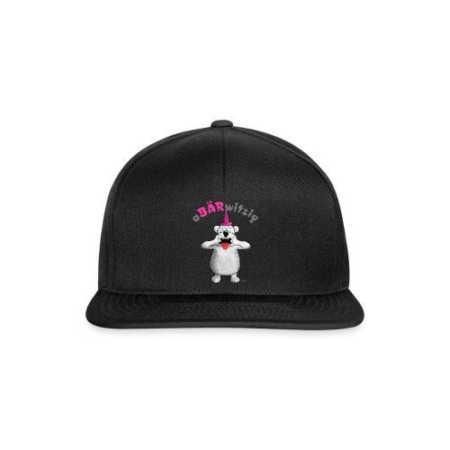 aberwitziger Eisbär - Snapback Cap
