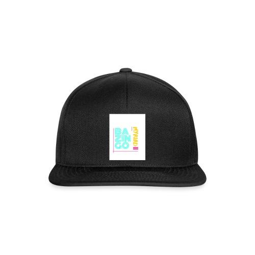 Bazingo Myriad II - Snapback Cap