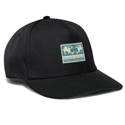 Kwantum logo 2 - Snapback cap