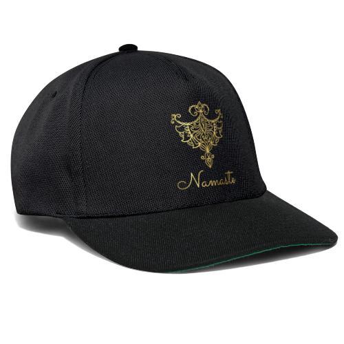 Namaste Collection - Snapback Cap
