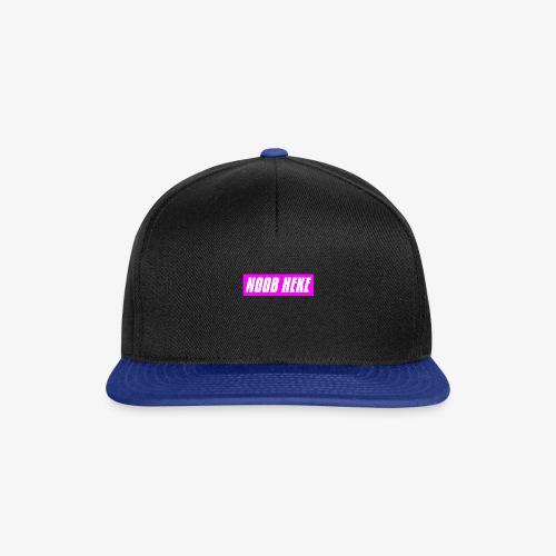 NOOB HEKE - Snapback Cap