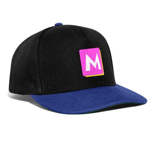 ByMINA logo - Snapback Cap