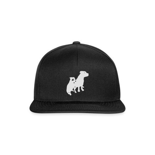 Doggy / zwei brave Hunde zum verschenken - Snapback Cap