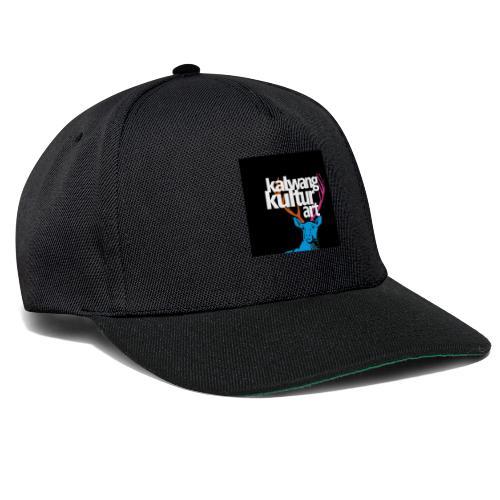 Logo Kalwang Kultur - Snapback Cap
