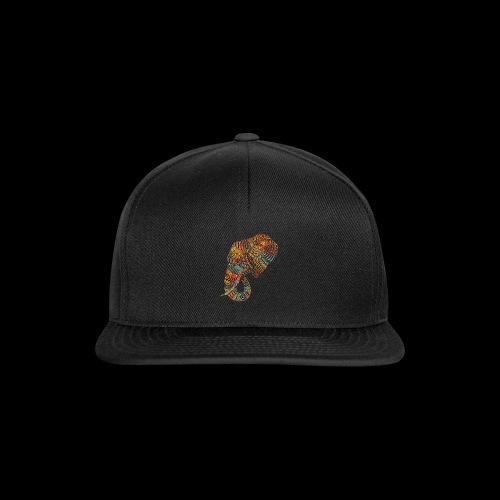 elefante colors - Gorra Snapback