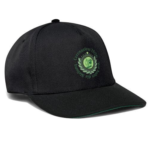Motto: Durchhalten - Snapback Cap