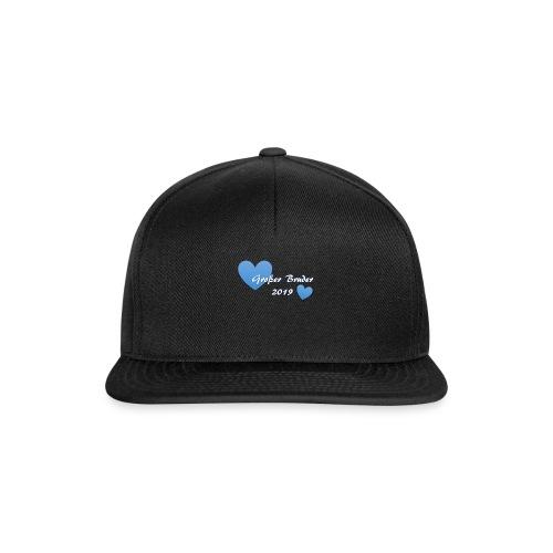 Großer Bruder 2019 - Snapback Cap