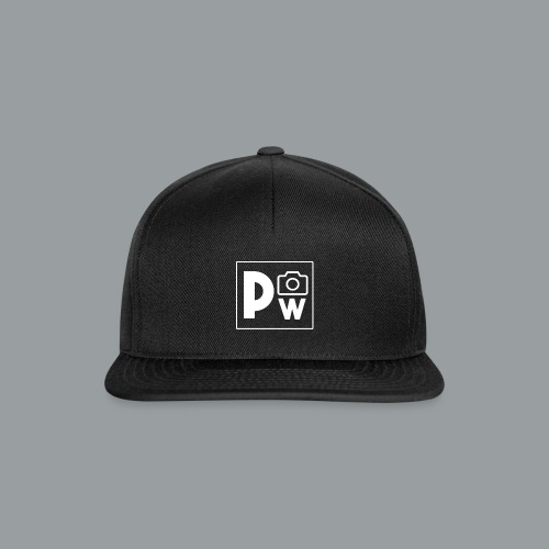 PHOTO WAUMAN LOGO - Snapback cap
