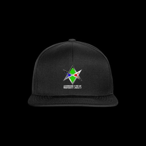 Aurum Solis – Logo - Snapback Cap