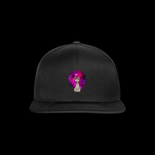 Universe Girl [BLK Edition] - Snapback cap